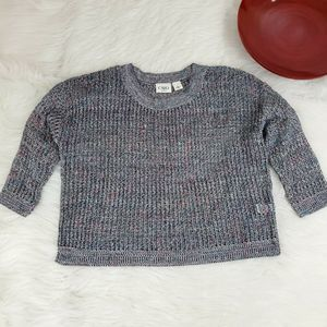 Cato Girls Sweater Loose Open Knit
